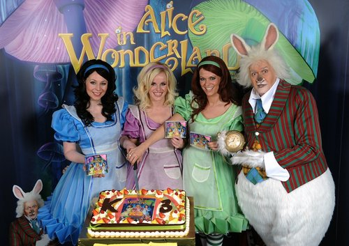 Alice in wonderland - 2 part 8