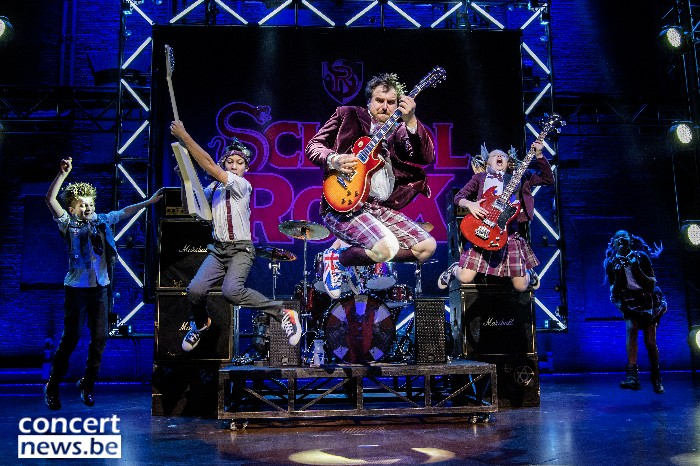Foto's: School of Rock London